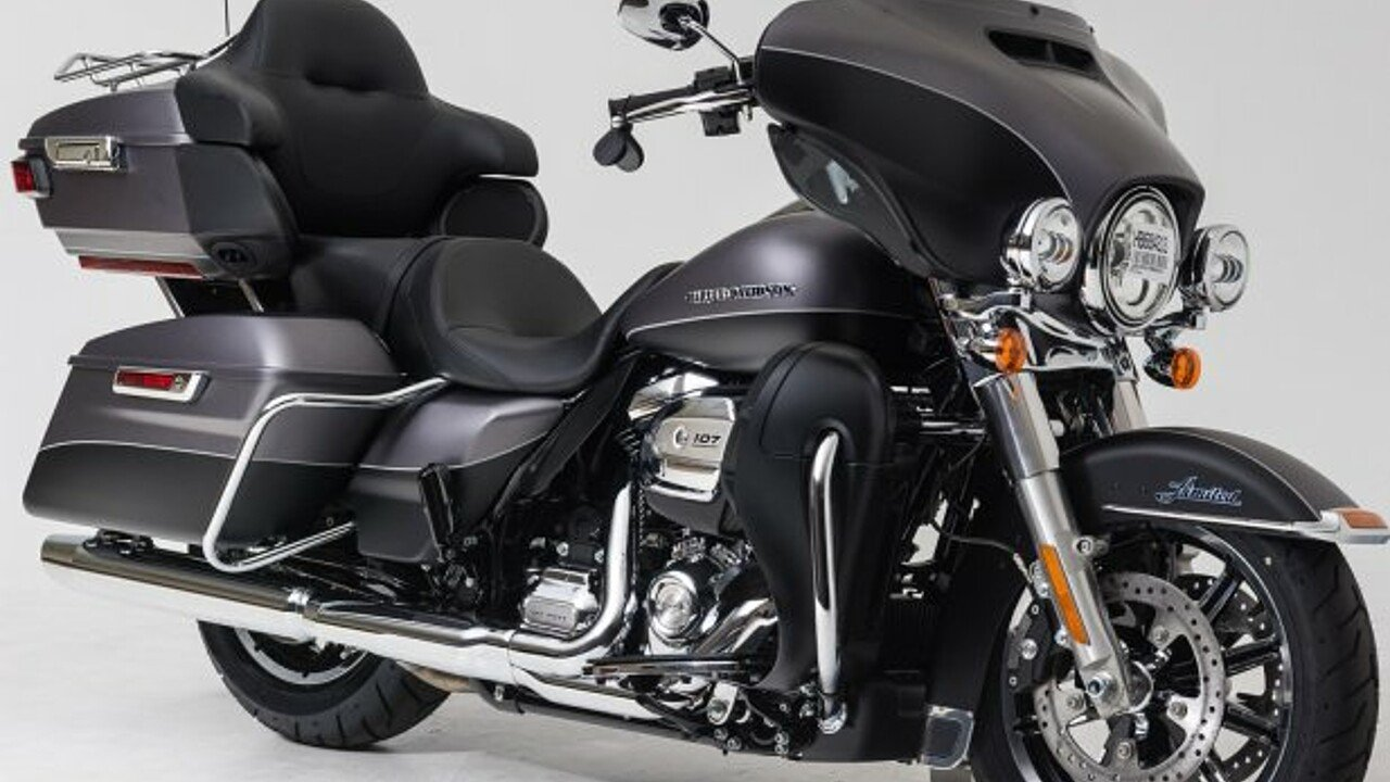 2017 Harley-Davidson Touring Ultra Limited Low for sale 200463794
