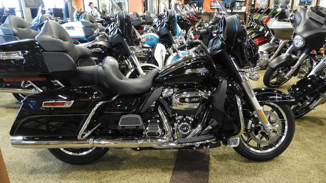 2017 Harley-Davidson Touring Electra Glide Ultra Classic for sale 200466711