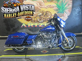 2017 Harley-Davidson Touring Street Glide for sale 200468488