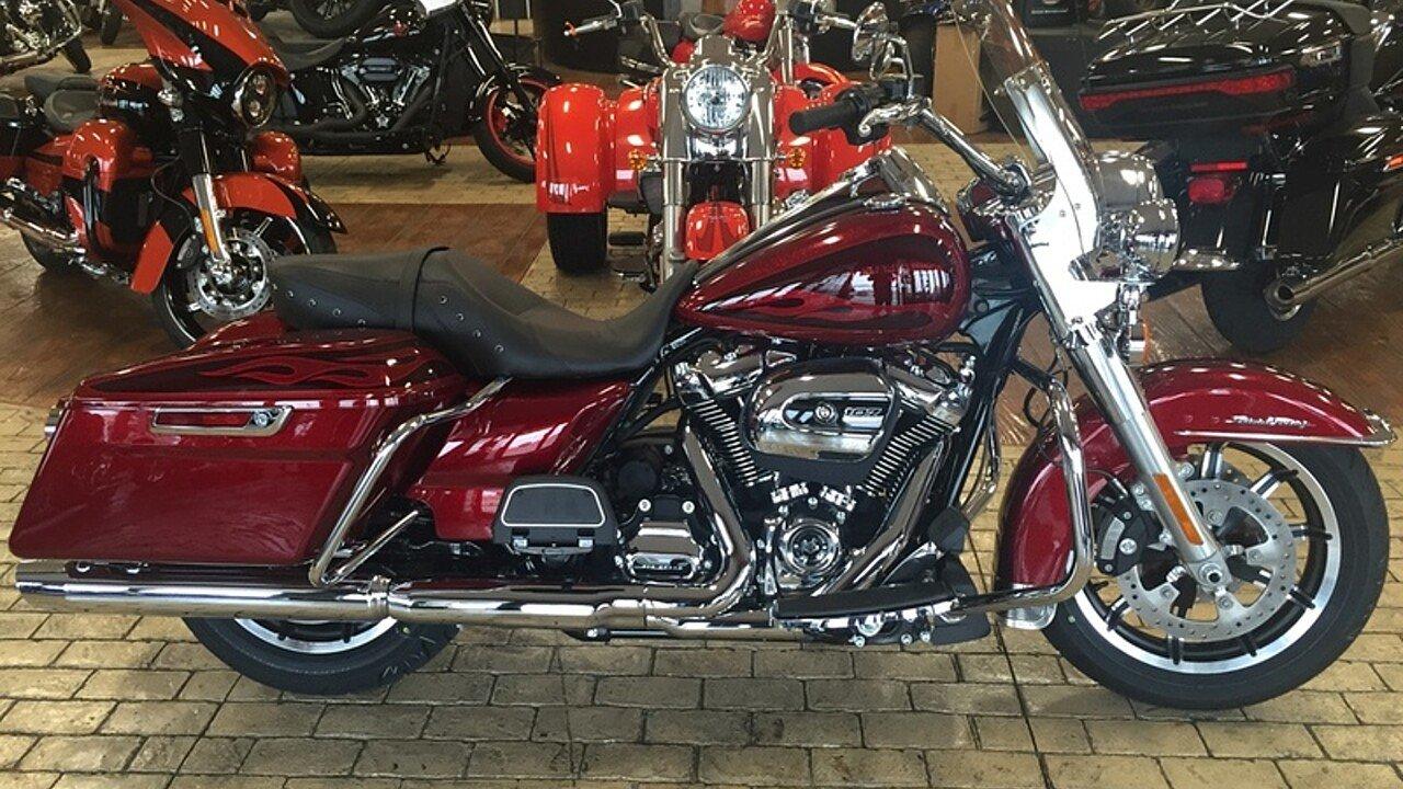 2017 Harley-Davidson Touring for sale 200478602