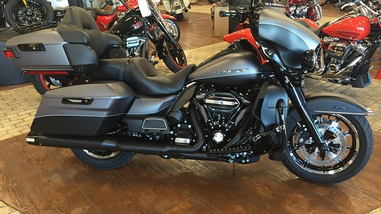 2017 Harley-Davidson Touring for sale 200478604