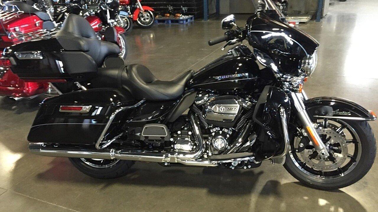 2017 Harley-Davidson Touring for sale 200478611