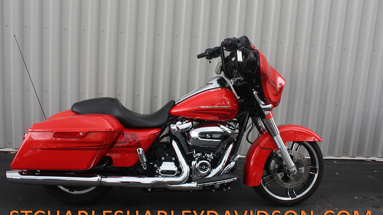 2017 Harley-Davidson Touring for sale 200480474