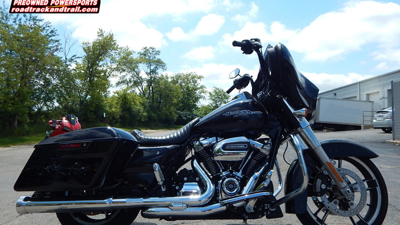 2017 Harley-Davidson Touring for sale 200482989