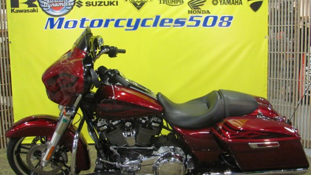 2017 Harley-Davidson Touring Street Glide Special for sale 200485816