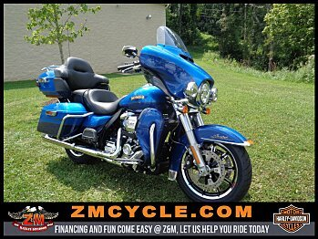 2017 Harley-Davidson Touring for sale 200489248
