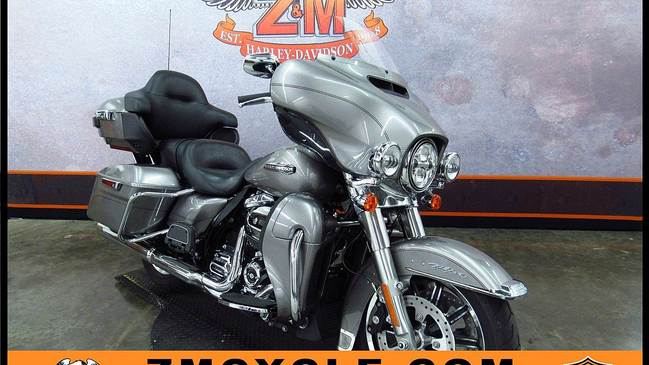 2017 Harley-Davidson Touring for sale 200496000