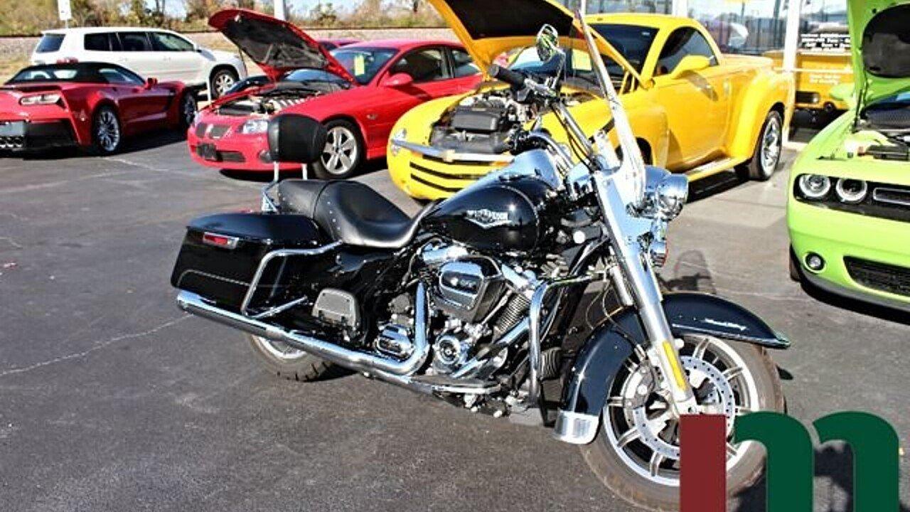 2017 Harley-Davidson Touring Road King for sale 200515805