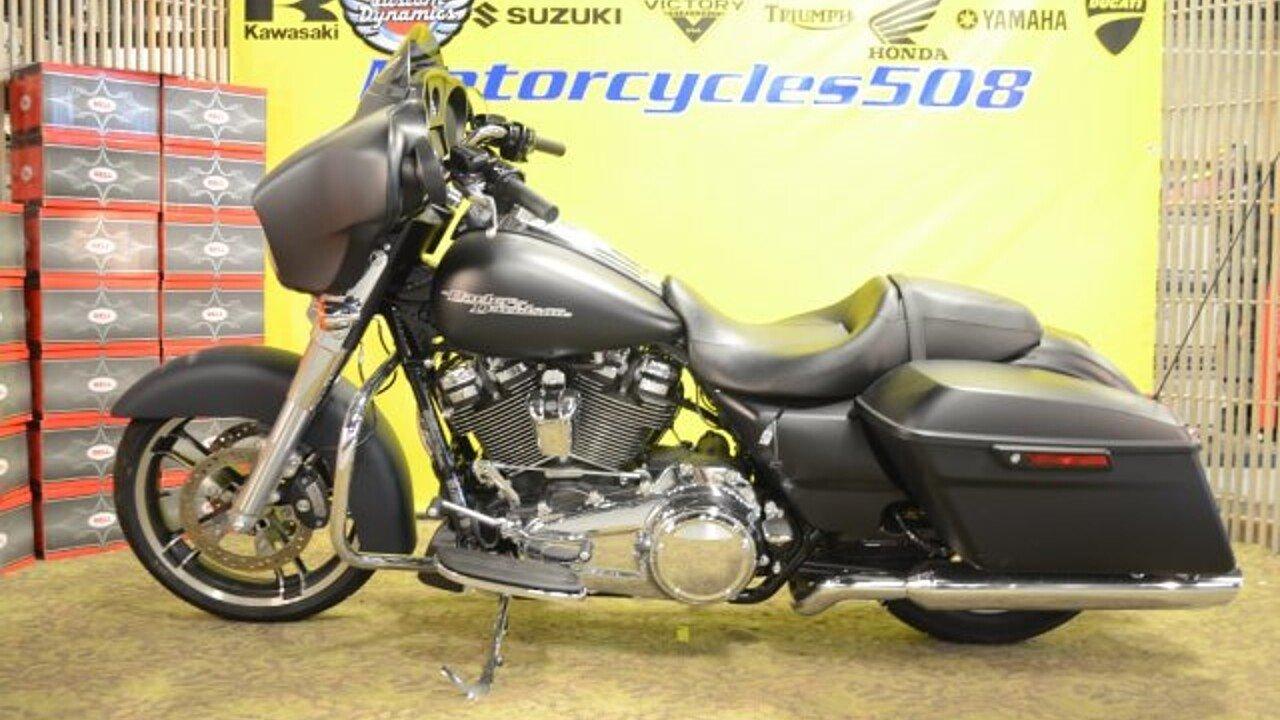 2017 Harley-Davidson Touring Street Glide for sale 200522335