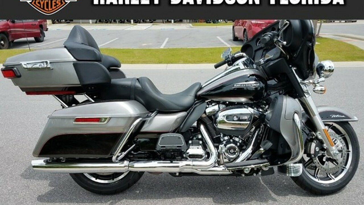 2017 Harley-Davidson Touring Electra Glide Ultra Classic for sale 200523694