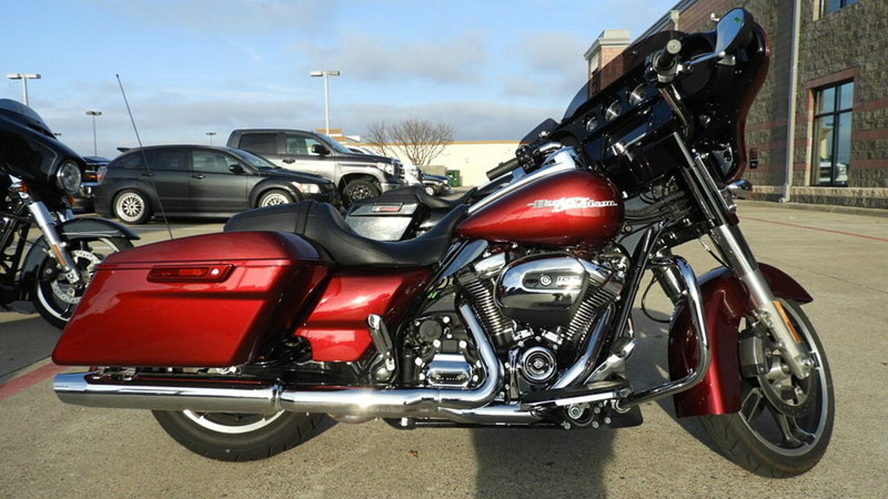 2017 Harley-Davidson Touring Street Glide Special for sale 200525410