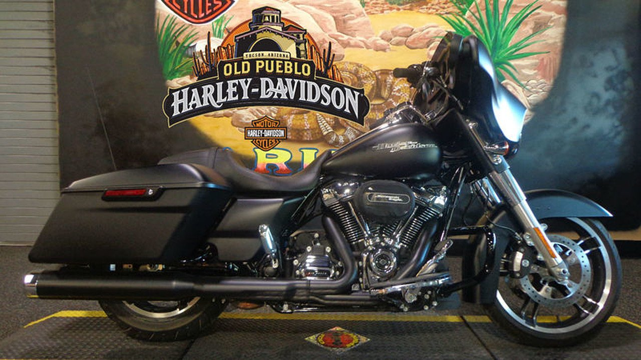 2017 Harley-Davidson Touring Street Glide Special for sale 200533696