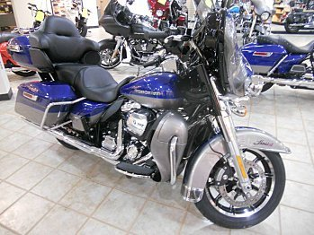 2017 Harley-Davidson Touring for sale 200534084