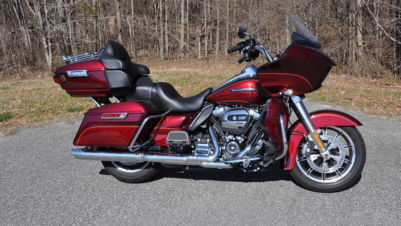2017 Harley-Davidson Touring for sale 200546741