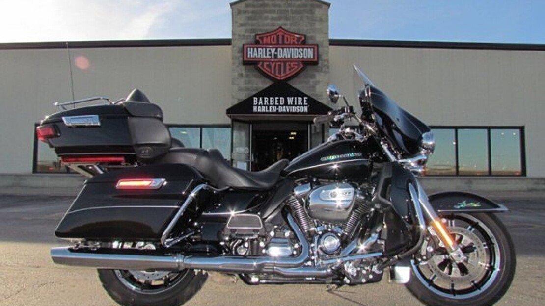 2017 Harley-Davidson Touring Ultra Limited for sale 200550087
