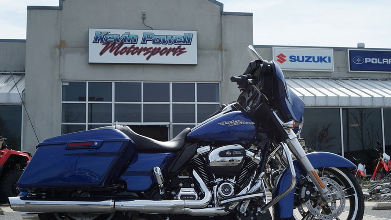 2017 Harley-Davidson Touring for sale 200551133