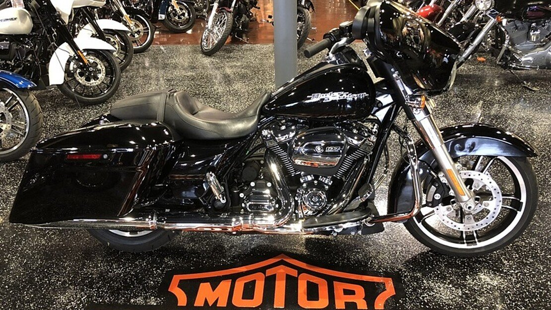 2017 Harley-Davidson Touring for sale 200553461