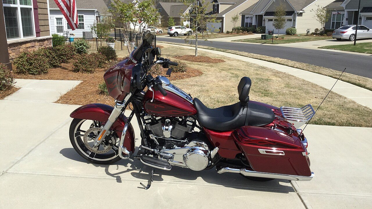 2017 Harley-Davidson Touring Street Glide Special for sale 200564104
