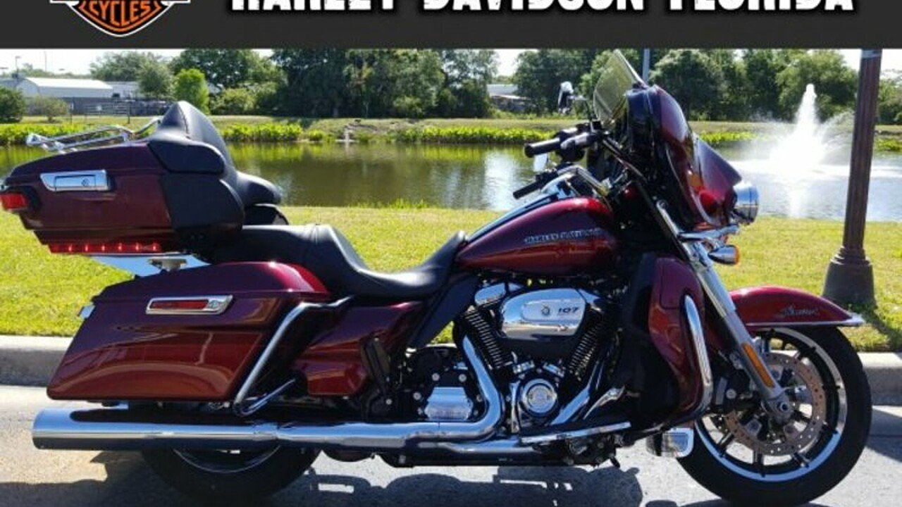 2017 Harley-Davidson Touring Ultra Limited Low for sale 200569134