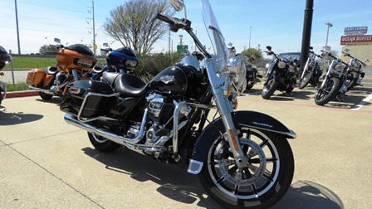 2017 Harley-Davidson Touring Road King for sale 200579919
