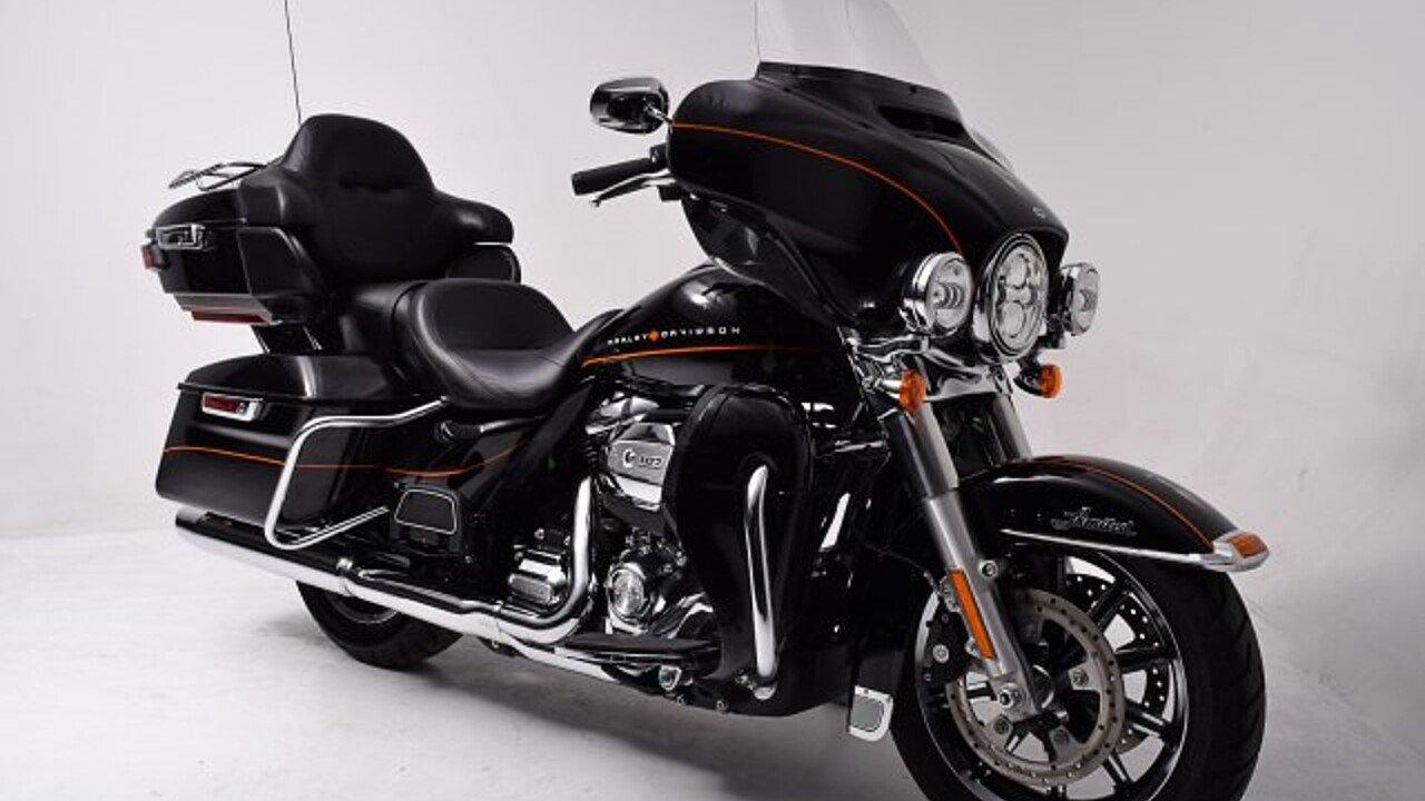 2017 Harley-Davidson Touring Ultra Limited for sale 200581393