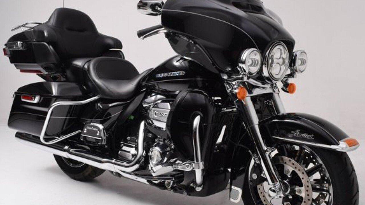 2017 Harley-Davidson Touring Ultra Limited for sale 200583028