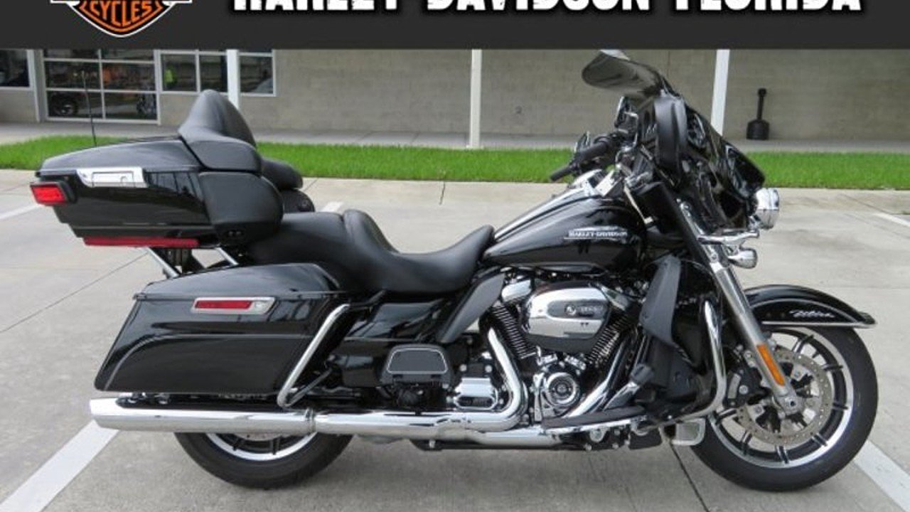 2017 Harley-Davidson Touring Electra Glide Ultra Classic for sale 200583036