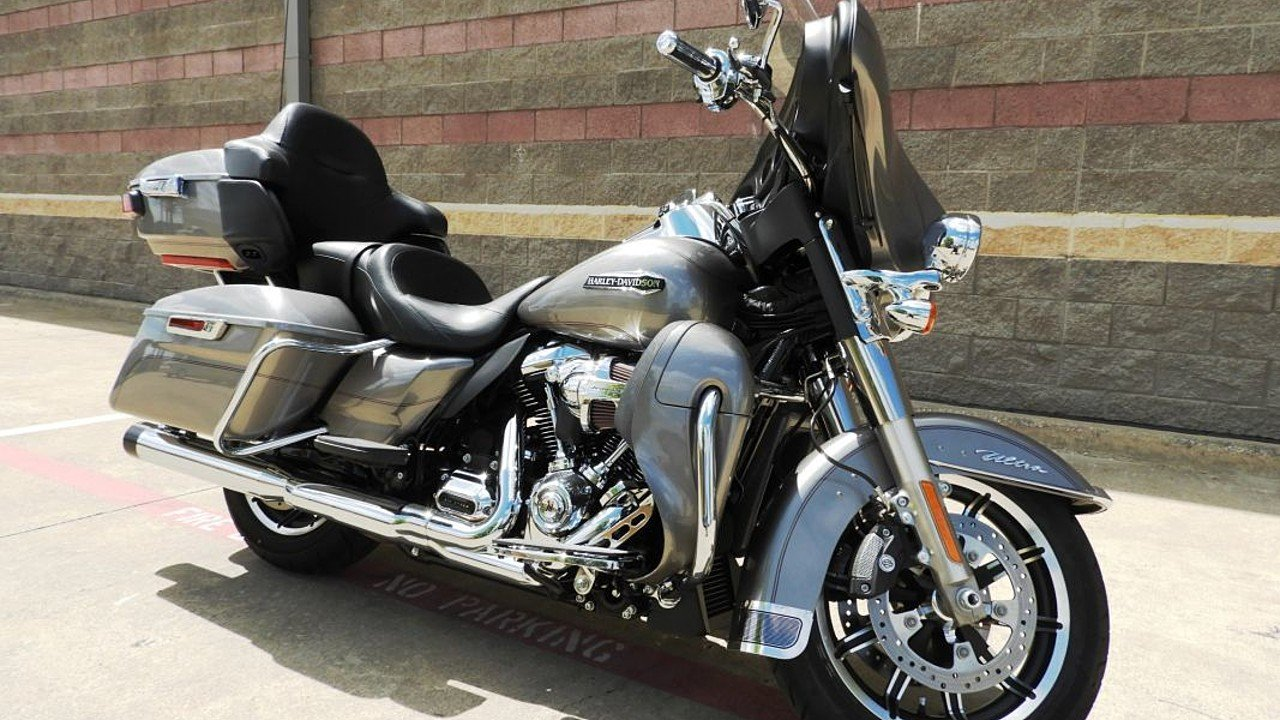 2017 Harley-Davidson Touring Electra Glide Ultra Classic for sale 200587696
