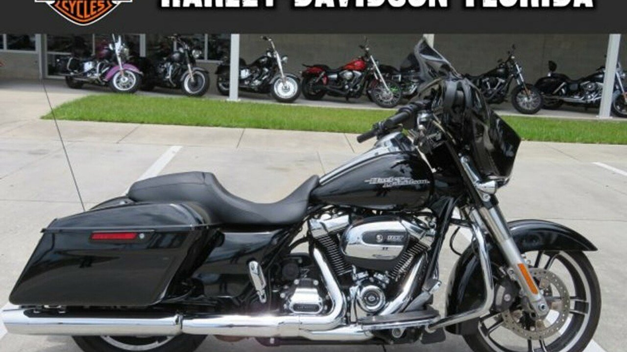 2017 Harley-Davidson Touring Street Glide Special for sale 200593862