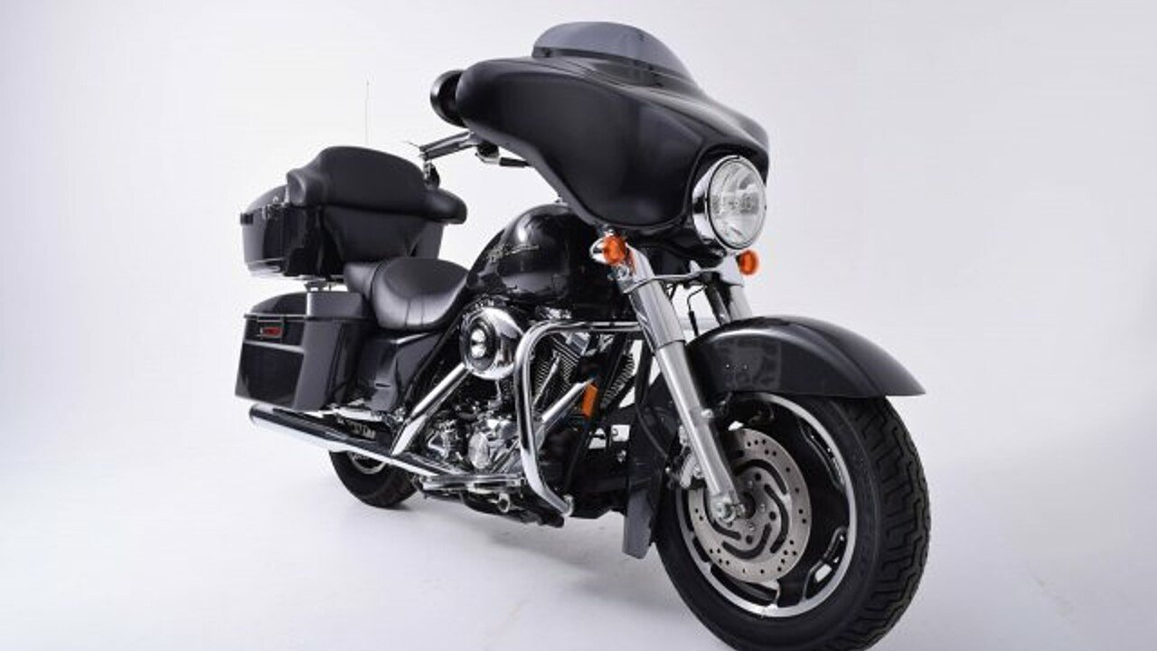 2017 Harley-Davidson Touring Street Glide for sale 200594478