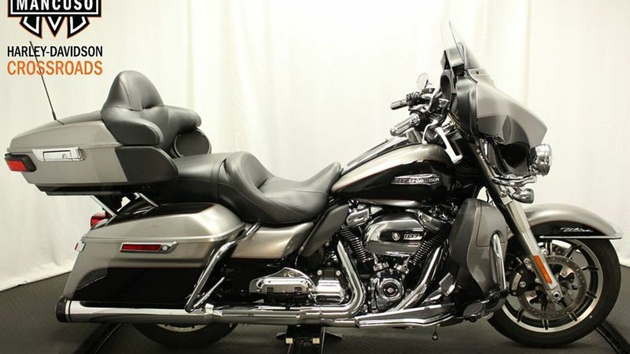 2017 Harley-Davidson Touring Electra Glide Ultra Classic for sale 200599216