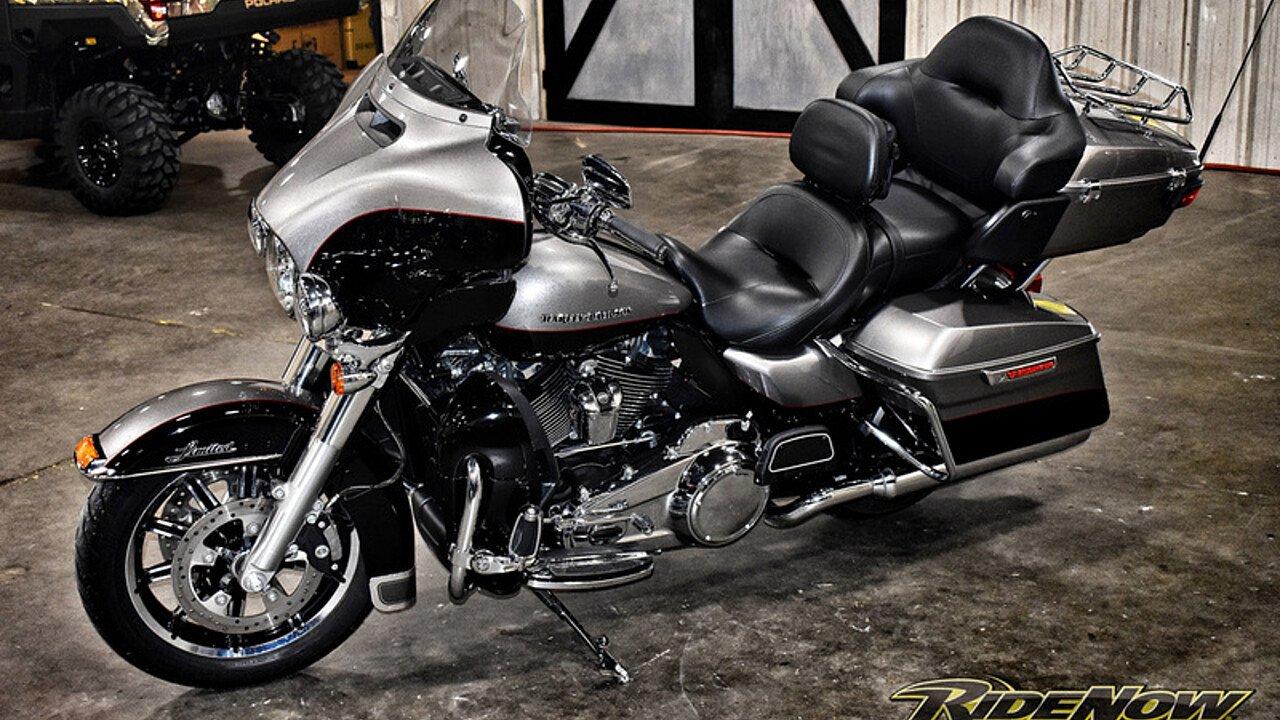 2017 Harley-Davidson Touring Ultra Limited for sale 200608969