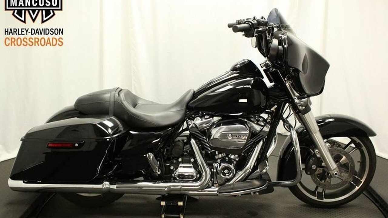 2017 Harley-Davidson Touring Street Glide Special for sale 200620735
