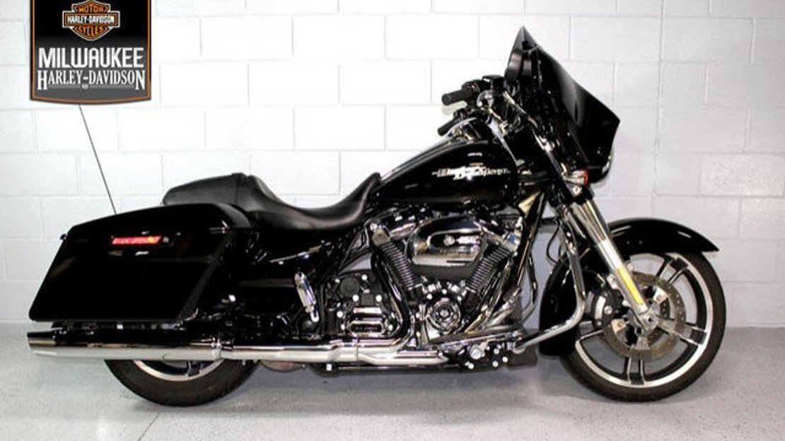 2017 Harley-Davidson Touring Street Glide Special for sale 200624344