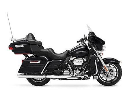 2017 Harley-Davidson Touring for sale 200384895