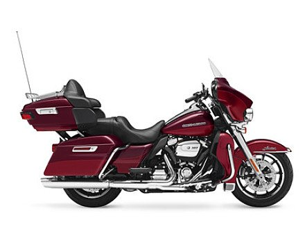 2017 Harley-Davidson Touring for sale 200384897
