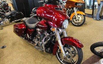 2017 Harley-Davidson Touring Street Glide for sale 200429130