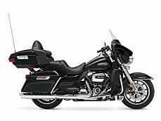 2017 Harley-Davidson Touring for sale 200438633