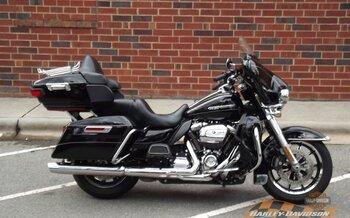 2017 Harley-Davidson Touring Ultra Limited for sale 200483163