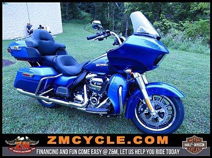 2017 Harley-Davidson Touring for sale 200487505