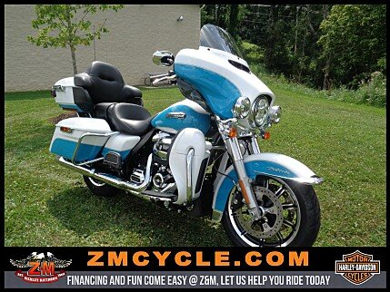 2017 Harley-Davidson Touring for sale 200487824