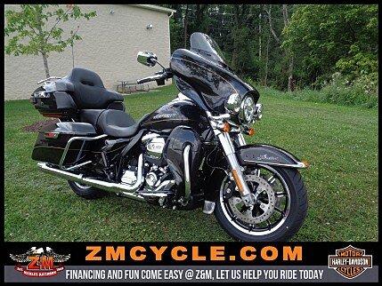 2017 Harley-Davidson Touring for sale 200487826