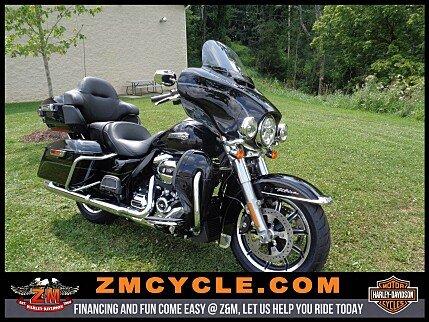 2017 Harley-Davidson Touring for sale 200489257