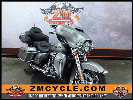 2017 Harley-Davidson Touring for sale 200496000