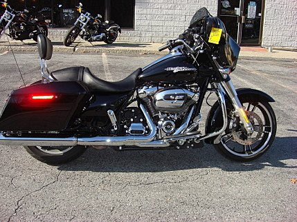 2017 Harley-Davidson Touring Street Glide Special for sale 200509700