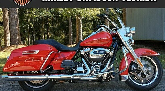 2017 Harley-Davidson Touring Road King for sale 200521662