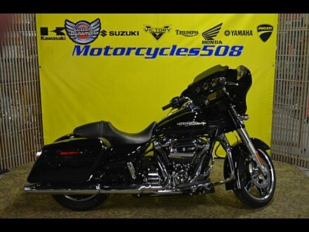 2017 Harley-Davidson Touring Street Glide Special for sale 200521842