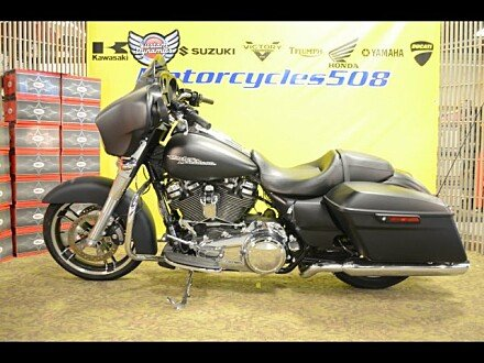 2017 Harley-Davidson Touring Street Glide for sale 200522335