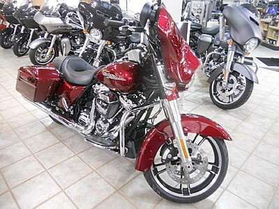 2017 Harley-Davidson Touring for sale 200534066