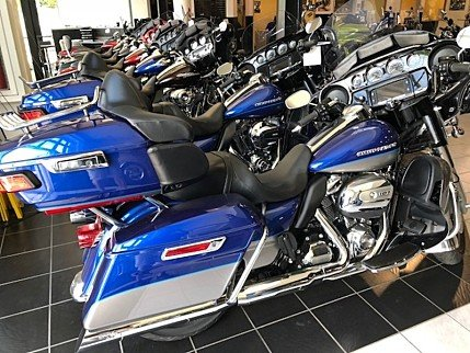 2017 Harley-Davidson Touring for sale 200567819